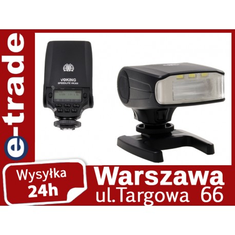FLASH LAMP  VK-360 TTL FOR CANON