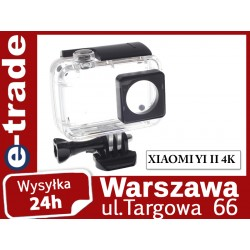 Waterproof housing case for Xiaomi YI 2 4K
