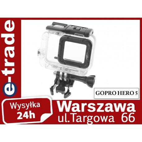 Obudowa wodoodporna do kamery sportowej GoPro Hero 5
