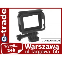 Side protective frame for GoPro Hero 5