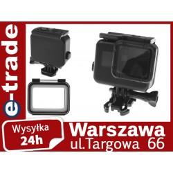 Obudowa wodoodporna - czarna, do kamery sportowej GoPro Hero 5, 6