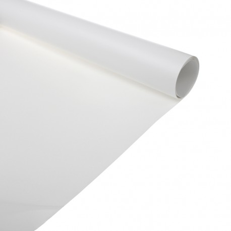 Tło fotograficzne białe PVC 100x200 cm