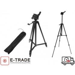 Statyw fotograficzny 3D 50-135 cm