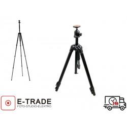 Profesjonalny statyw 40-168cm + monopod 135cm