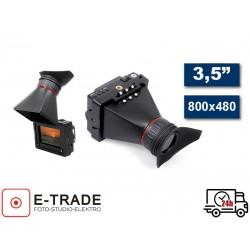 Monitor ViewFinder lupa 3.5 cala 800X480