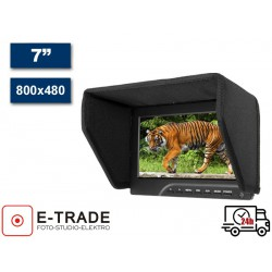 Monitor podgladowy  LCD 7 cali