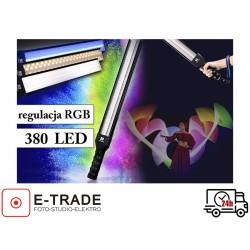 Lampa video miecz RGB LED 3200-5600K