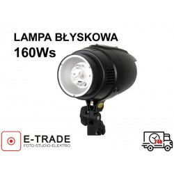 Lampa błyskowa 160Ws