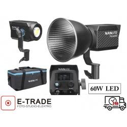 Lampa studyjna światła stałego VIEDO LED 60W