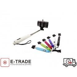 Bezprzewodowy wysięgnik, monopod selfie 100cm