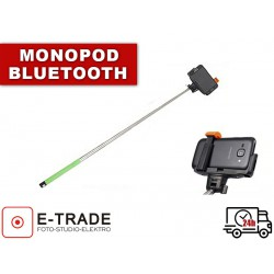 Monopod 98cm z Blutetooth