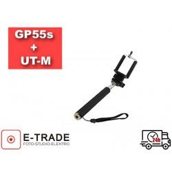 GP55s RAMIĘ TELESKOPOWE + UCHWYT NA TELEFON