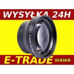 37020A CONVERTER X2 37MM F49MM 2E/2G