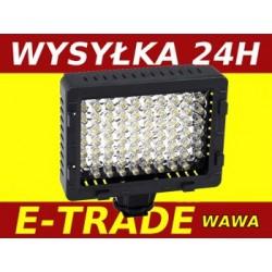 VIDEO 76 LED LIGHT VL-76 CN76