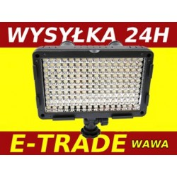 LED 160 DIODOWA LAMPA BI-COLOR