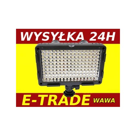 LED 160 DIODOWA LAMPA BI-COLOR