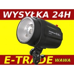 MINI STUDIO STROBE FLASH 165WS