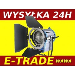 CONTINUOUS LIGHT 2000W + FRESNEL LENS LSF2