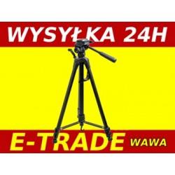 STATYW FOTOGRAFICZNY 3D 60-158cm