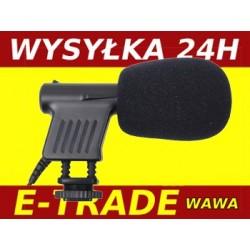 Mikrofon Video Pojemnościowy Boya BY-VM01