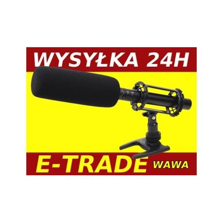 Mikrofon Video Pojemnościowy Boya BY-PVM1000