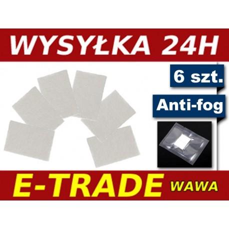 GP89 Wkładki Anti-fog