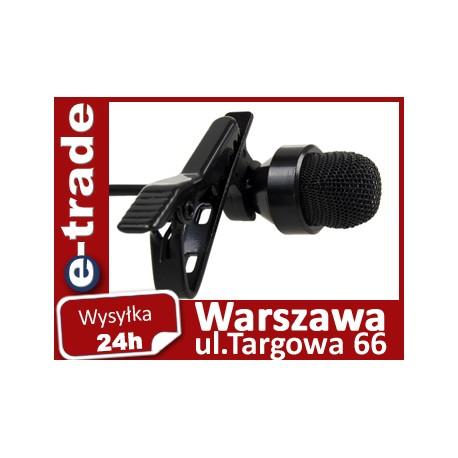 Mikrofon pojemnościowy do GoPro