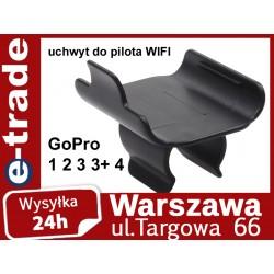 Uchwyt na pilot WiFi do GoPro