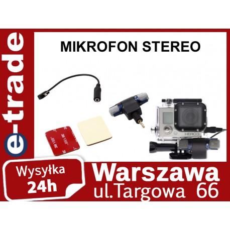 Mikrofon STEREO do GoPro