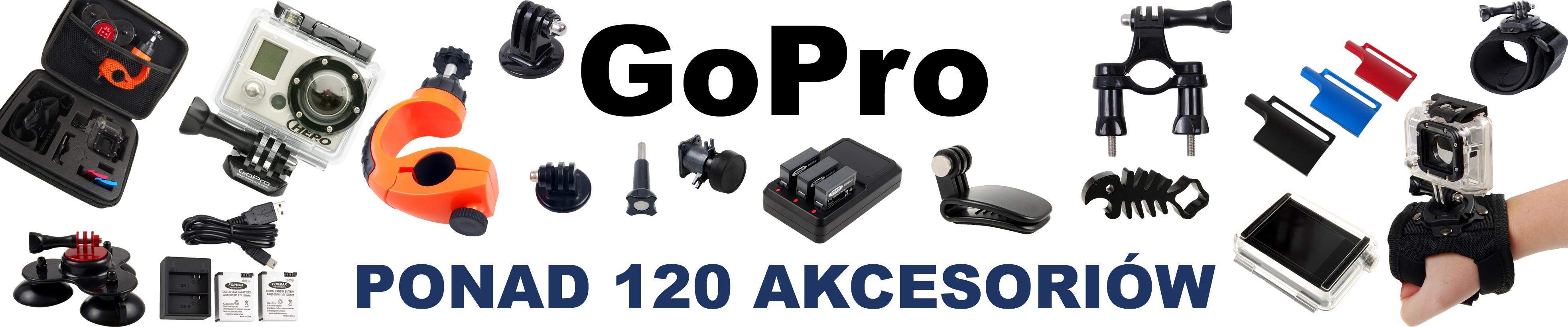 Akcesoria GoPro